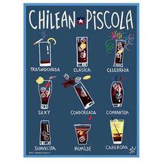 Chilean Recipes, Chilean Food, Cocktail Drinks, Cocktails, Pisco Sour, Allrecipes, South America, Peru, Viajes