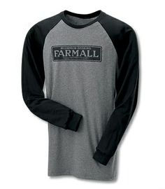 Vintage IH McCormick Deering Farmall Long Sleeve T-Shirt
