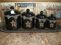 canister set https://www.facebook.com/pages/Primitive-Country-Treasures/100991083354848