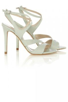 Sandals: The Marie Claire Edit - Zara Criss Cross High Heel Sandal, £49.99 - Page 55 | 10 Best | Marie Claire