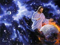 "Lentera Dunia Yesus: Adalah Terang Dunia Sesungguhnya Maka Yesus berkata pula kepada orang banyak, kata-Nya: "" Akulah terang dunia ; barangsiapa mengikut Ak"