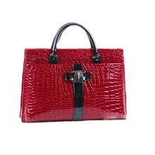764d193150 2015 New Luxury OL Lady bags handbags women famous brands Crocodile Pattern  Hobo Handbag Tote Fashion