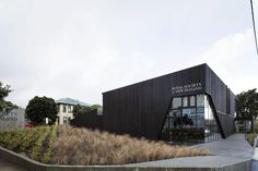 Royal Society Campus: Thorndon, Wellington by Studio of Pacific Architecture Limited