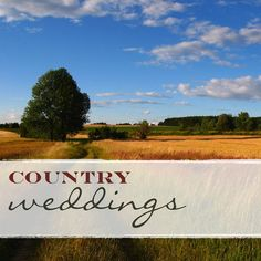 4 Different Structure Ideas for Your Outdoor Wedding