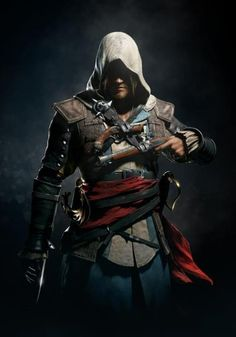 Assassin's Creed 4 Black Flag.... The only video games I play! Love them all and can't wait till this one comes out!