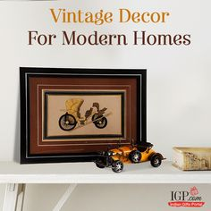 Living spaces become unique with the Decor! #GiftDecor #HomeDecorHampers  GET them here