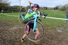 Delia Beddis tells it how it is at the Three Peaks Cyclocross race - the hardest bike race in the world!