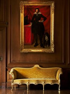 ALTHORP -THE PICTURE GALLERY