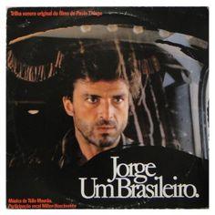 """ #Jorge #um #Brasileiro""  -  #vinil #vinilrecords #trilhasonora"