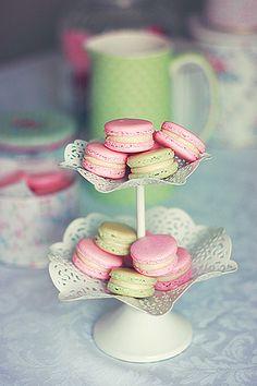 Macarons...from Call me Cupcake