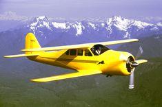 Beechcraft Staggerwing - most beautiful biplane
