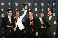 Pin for Later: Is There a Best New Artist Curse? Here's What Happened to These 24 Grammy Winners Maroon 5