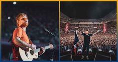 قصة نجاح: إد شيران من مغني شوارع إلى ملياردير | Nojoomok Concert, Concerts