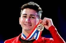 Max Aaron - 2013 US Champion