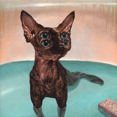 "Wacky ""Kitty"" by Casey Weldon"