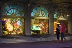 Alice In Wonderland Comes To Fortnum & Mason | Londonist