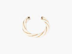 Diana ivory twisted bracelet
