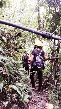 cabecera del río guaire, río san pedro, estado Miranda,  Venezuela, montañismo y senderimos (trekking and climbing) michelleuz