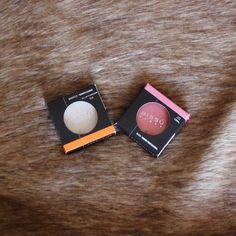 Acabo de publicar mis opiniones e ideas sobre el blush e iluminador de Bissu en mi blog