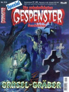Gespenster Geschichten Spezial #214 - Grusel-Graber
