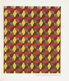 12 great quilts from the American Wing catalogue, by Marilynn Johnson Bordes, Associate Curator, The American Wing :: Metropolitan Museum of Art Publications