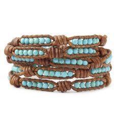 I Love Agate Bracelets Garnet Handmade and More! Chan Luu's New Fashion Statement