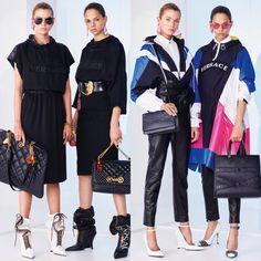 Versace: Resort 2019 – Passarelando