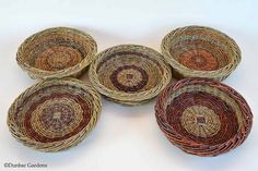 Visit to the Cole-Ware Collection of American Baskets by Katherine Lewis, willow basket maker represented in the collection. Anniversary Present, Wedding Anniversary, Weave Styles, Basket Weaving, Fiber Art, Crafts, Inspiration, Baskets, Daddy