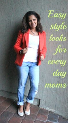 Every Day Style For Moms via @JusticeJonesie