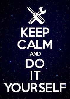 Keep Calm Quotes and Do It Yourself