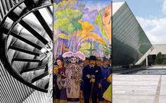 5 increíbles museos del D.F. que debes conocer | Yal Kú México Aventurero #museums #art #artinmexico #visitmexico #mexicocity #ciudaddemexico