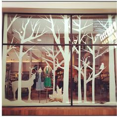 Shop Window Ideas For Christmas