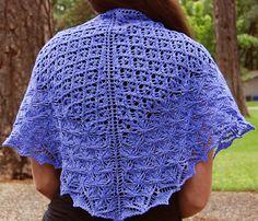 i think Threnody might be the next shawl i make.