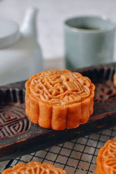 These homemade lotus mooncakes are definitely a labor of love, but we think they're worth it. Check out our detailed step-by-step recipe for instructions!