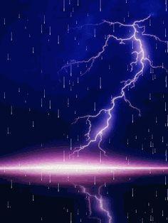 Moving Rain Animation   480x800