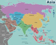 Archivo:Map of Asia.svg