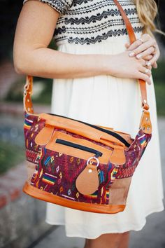 Small Huipil Bag