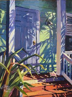 Purple Door - Kathleen Denis