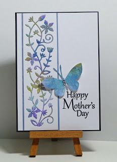 Cathys Card Spot: Oxide inks and diecuts.