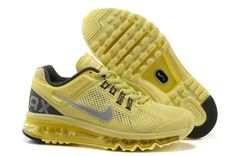 low priced f1c62 18e27 Find Discount Nike Air Max 2015 Mesh Cloth Men s Sports Shoes - Yellow Silver  Cheap To Buy online or in Pumaslides. Shop Top Brands and the latest styles  ...