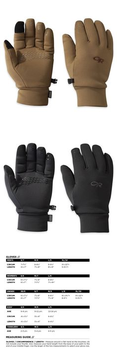 Tactical Gloves 177898: Outdoor Research Pl 400 Sensor Gloves Tactical Coyote Black 70745 -> BUY IT NOW ONLY: $31.2 on eBay!