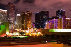Las Vegas - The city of lights... by she-wolf (Edira), via Flickr