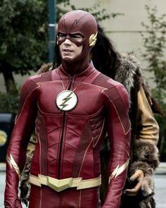 Dc Comics, Flash Comics, Ready Player One Movie, Flash Season 4, Dc Comic Costumes, Flash Characters, Flash Tv Series, O Flash, Flash Wallpaper