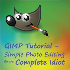 Perhaps you've heard what a great, free photo editing program Gimp is. If you haven't, let me clue you in. Gimp's toolbox rivals Photoshop's,...