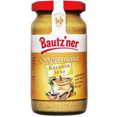 """Bautzner Senfspezialität """"Kremser Senf"""""""