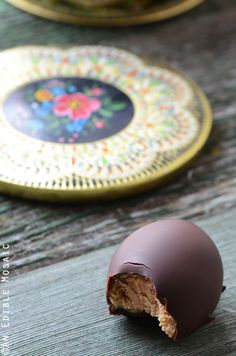 3-Ingredient Chocolate-Covered Peanut Butter Eggs Recipe {Reese's Peanut Butter Eggs Copycat}