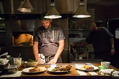 Vivian Howard and Ben Knight's restaurant in Kinston, North Carolina  serving regional and locally sourced new American cuisine in a warm,  friendly environment.