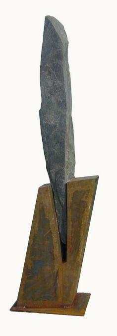"""Saatchi arte artista Joan Barrantes;  Escultura, #art """"Acento"""" #abstractart"""
