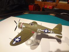 P-47 1/48 scale Revell