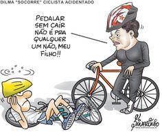 Pois... Dilma tem uma oposição demasiado fraca para poder derrubá-la!...